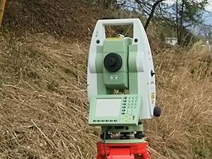 トータルステーションの測量方法について